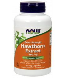 Hawthorn Extract 600 mg, Extra Strength
