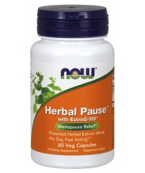 Herbal Pause™ with EstroG-100® Veg Capsules