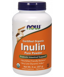 Inulin Powder, Certified Organic