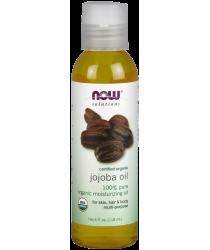 Jojoba Oil, Organic 4oz.