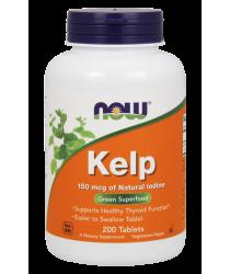 Kelp 150 mcg Tablets