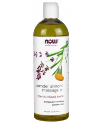 Lavender Almond Massage Oil