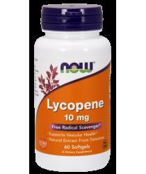 Lycopene 10 mg 60 Softgels