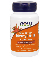 Methyl B-12 10,000 mcg Lozenges