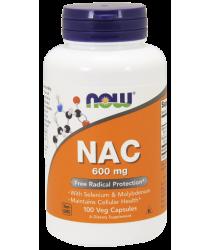 NAC 600 mg Veg 100 Capsules