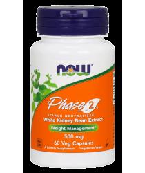 Phase 2® 500 mg Veg 60 Capsules