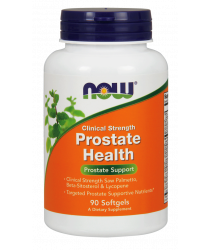 Prostate Health Clinical Strength 90 Softgels
