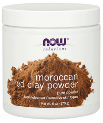 Red Clay Powder Moroccan 14oz.