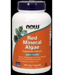 Red Mineral Algae Veg Capsules