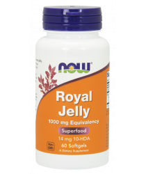 Royal Jelly 1000 mg Softgels