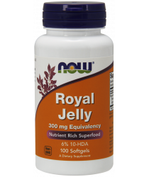 Royal Jelly 300 mg Softgels