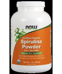 Spirulina Powder, Organic 1lb.