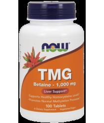TMG (Trimethylglycine) 1,000 mg Tablets