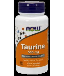 Taurine 500 mg Capsules