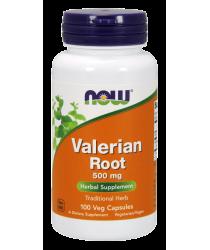 Valerian Root 500 mg 100 Capsules
