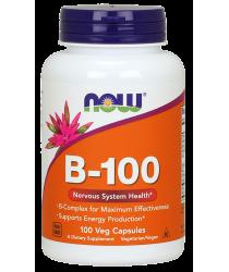 Vitamin B-100 100 Capsules