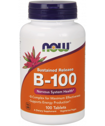 Vitamin B-100 Sustained Release Tablets