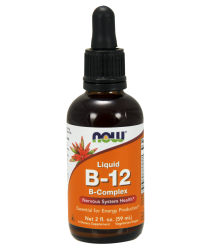 Vitamin B-12 Complex Liquid 2oz