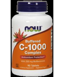 Vitamin C-1000 Complex, Buffered 90 Tablets