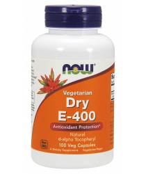 Vitamin E-400 Dry Capsules