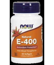 Vitamin E-400 IU MT 50 Softgels