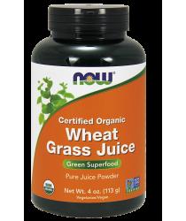Wheat Grass Juice Powder, Organic