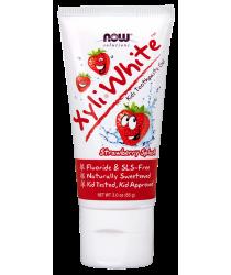 XyliWhite™ Strawberry Splash Toothpaste Gel for Kids