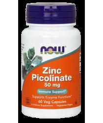 Zinc Picolinate 60 Veg Capsules