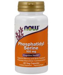 Phosphatidyl Serine 100 mg-  60 Veg Capsules