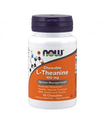 L-Theanine 100 mg Chewables