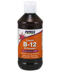 Vitamin B-12 Complex Liquid 8oz