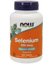 Selenium 100 mcg 250 Tablets