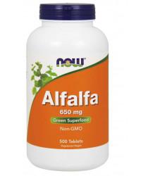 Alfalfa 650 mg 500 Tablets