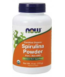 Spirulina Powder, Organic 4oz.