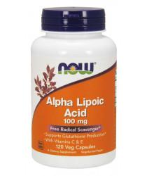Alpha Lipoic Acid 100 mg 120 Veg Capsules