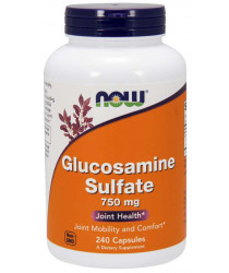 Glucosamine Sulfate 750 mg 240 Capsules