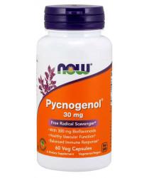 Pycnogenol® 30 mg 60 Veg Capsules