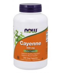 Cayenne 500 mg Veg 250 Capsules