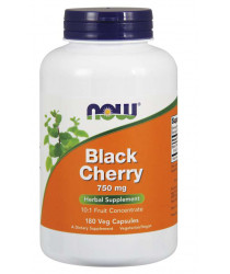 Black Cherry 750 mg 180 Veg Capsules
