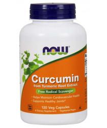 Curcumin 120 Veg Capsules