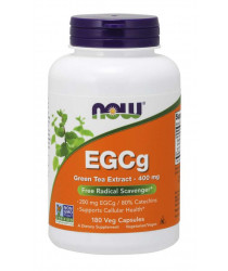 EGCg Green Tea Extract 400 mg 180 Veg Capsules