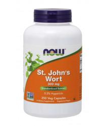 St. John's Wort 250 Veg Capsules