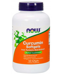 Curcumin Softgels 120