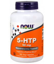 5 HTP 50 mg - Now foods