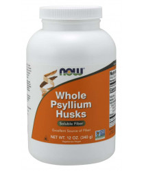 Psyllium Husks, Whole 12oz.