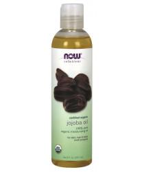 Jojoba Oil, Organic 8fl. oz.