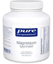 Magnesium (glycinate) 180 capsules