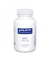 NAC (n-acetyl-l-cysteine) 600 mg 180 capsules