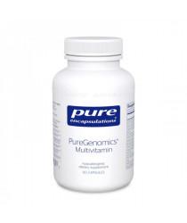 PureGenomics® Multivitamin 60's - IMPROVED