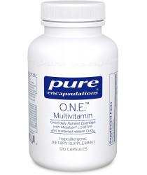 O.N.E. Multivitamin 120 capsules